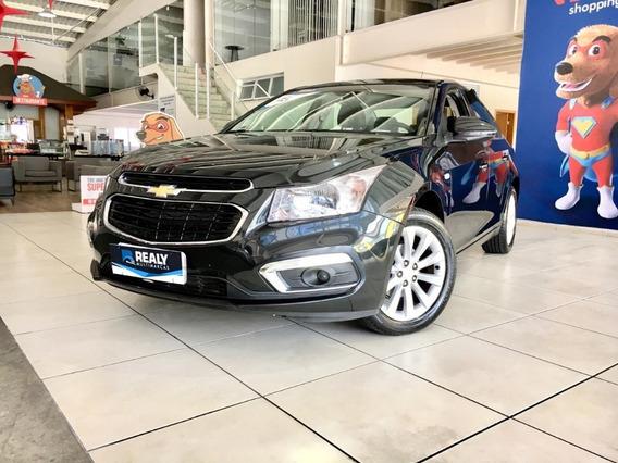Chevrolet Cruze Lt 1.8 2016 Flex Automático