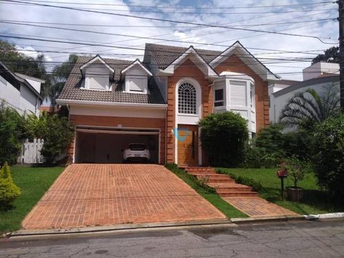 Imagem 1 de 12 de Casa Com 4 Dormitórios À Venda, 500 M² Por R$ 2.900.000,00 - Alphaville - Barueri/sp - Ca1144