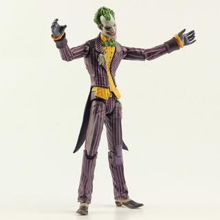 Joker Guason Arkham Asylum Dc Comics Original Loose 18cm.