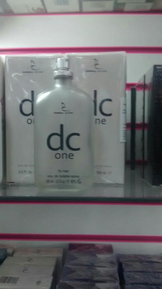 Perfume Importado Spray Dc One 100ml Lacrado