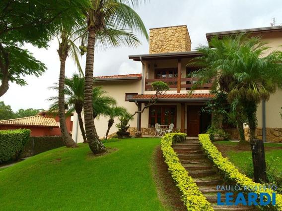 Casa Em Condomínio - Village Visconde De Itamaracá - Sp - 551399