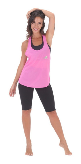 Remeras Deportivas Mujer Musculosa Red