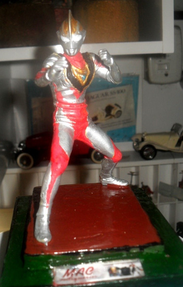 Figura Do Ultraman