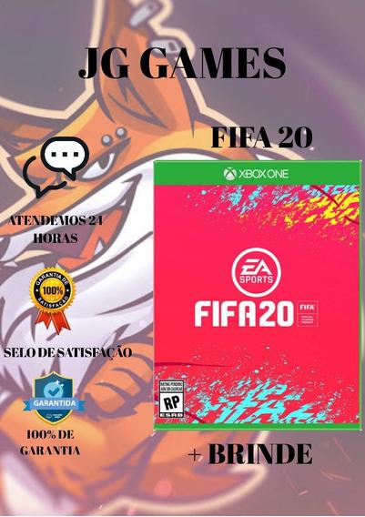 Fifa 2020 Xbox One Midia Digital + 1 Jogo Gratis
