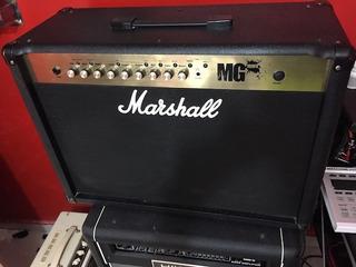 Amplificador Guitarra Marshall Mg100fx - Detalle - Leer Desc
