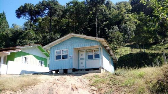 Casa Em Rio Engano, Alfredo Wagner/sc De 62m² 2 Quartos À Venda Por R$ 85.000,00 - Ca185138