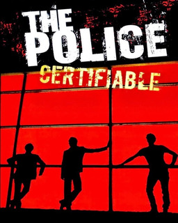 Blu-ray The Police Certifiable Live In Bs. As.