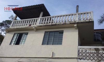 Casa Residencial Para Locação, Jardim Sinobe, Francisco Morato. - Ca0414