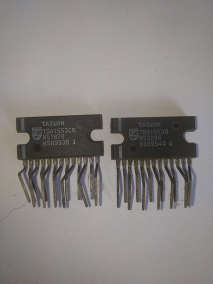 Tda1553q - Kit 2 Unidades - Queima De Estoque - Pronta Entre