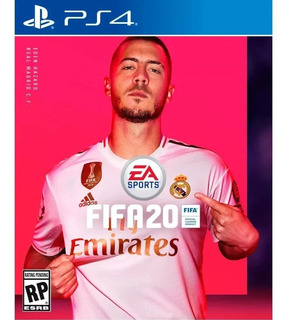 Fifa 20 Ps4 Digital Fifa20 Original Con Garantia