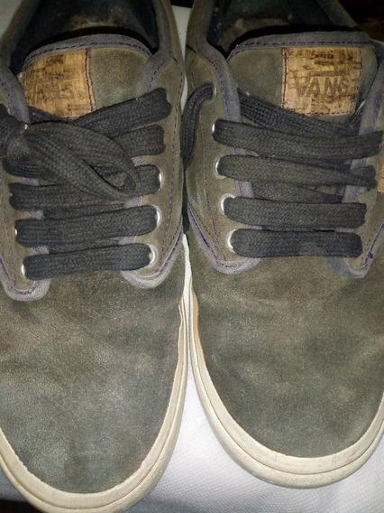 Vendo Zapatillas Usadas Hombre 2 Pares Para Skate Marca Imp.