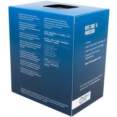 Processador Intel 1151p Core I3 7100 3.9ghz 3mb