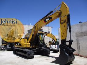 Excavadora Caterpillar 320dl Año 2012 Recien Importada
