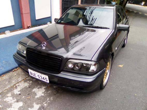 Mercedes -benz C280 1996 Sport Plus (raríssima)