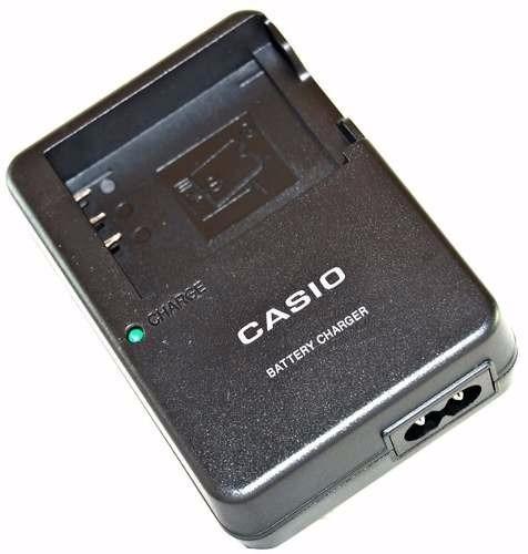Carregador Casio Bc-110l P Np-110 Ex Z2000 Z2200 Z2300 Zr10