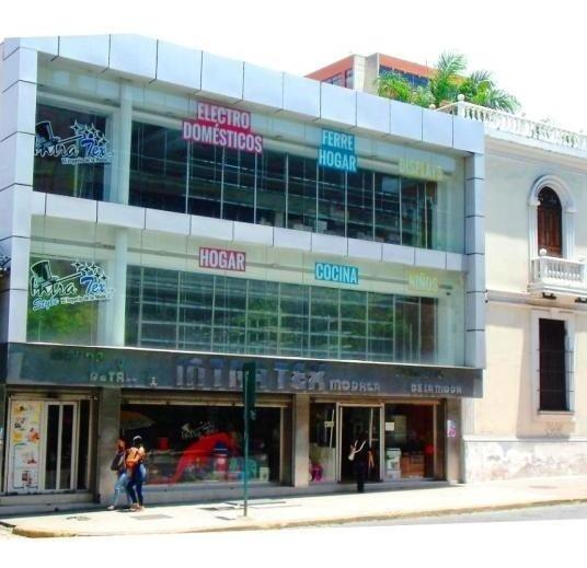 Edificio Comercial En Venta Centro Barquisimeto Mr