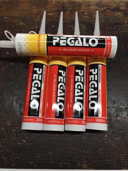 Sellador Silicona Pintable Cartucho X 5 U. ( Benavidez )
