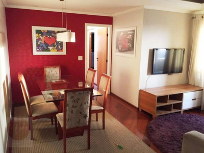 Apartamento Residencial À Venda, Vila Valparaíso, Santo André - Ap8334. - Ap8334