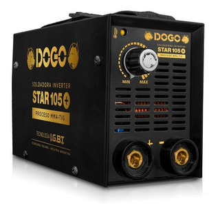 Soldadora Dogo Inverter Star 105