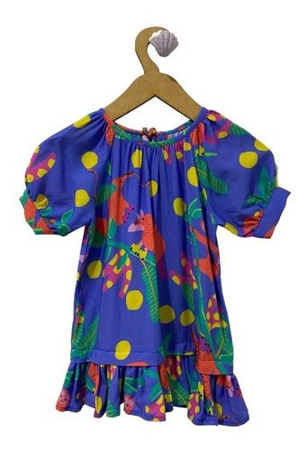 Imagem 1 de 1 de Vestido Infantil De Alta Qualidade