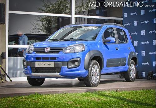 Fiat Uno 0km 2021 $160mil O Autos Usados, Planes M-