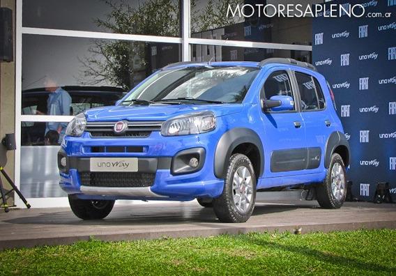 Fiat Uno 0km 72 Mil O Autos Usados Kwid Up 207 Gol Fox P*