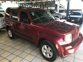 Jeep Liberty 2012 Sport 4x2,aut,tela,cd