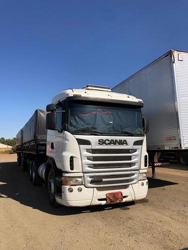 Imagem 1 de 8 de Scania G380