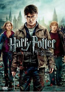 Dvd - Harry Potter Y Las Reliquias De La Muerte - Parte 2