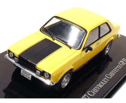 Auto Chevrolet Chevette Gp2 1977 Escala 1:43 Colección Ixo