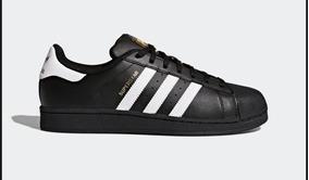 Tenis adidas Concha Black