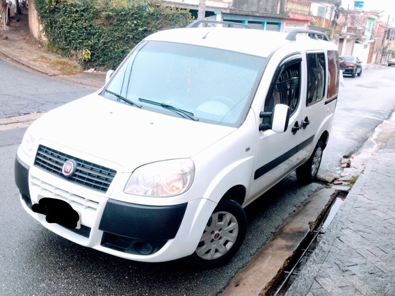 Fiat Doblo 2013 1.4 Attractive Flex 5p