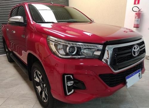 Toyota Hilux 2020 2.7 Srv Cab. Dupla 4x4 Flex Aut. 4p Diesel