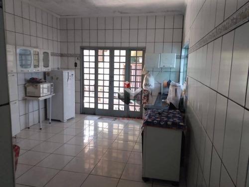 À Venda, Por R$ 155.000  Casa Com 3 Dormitórios 86 M²- Alto Do Ipiranga - Ribeirão Preto/sp - Ca0572