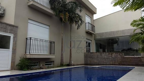 Exuberante Casa Com 3 Dormitórios À Venda, 386 M² Por R$ 2.200.000 - Condomínio Villa Bella Florença - Paulínia/sp - Ca5974