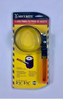 Faja Para Filtro De Aceite Security Vehiculos Somos Tienda *