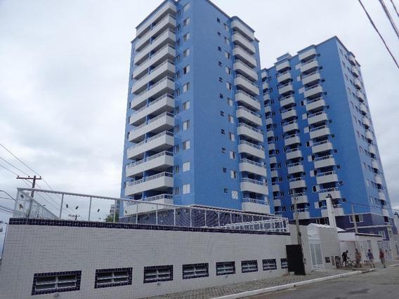 Apartamento Em Maracanã, Praia Grande/sp De 62m² 2 Quartos À Venda Por R$ 265.000,00 - Ap138164
