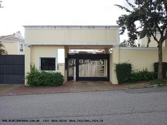 Casa Em Condomínio Para Venda Em Sorocaba, Altos Da Boa Vista, 3 Dormitórios, 2 Suítes, 4 Banheiros, 2 Vagas - 432_1-599841