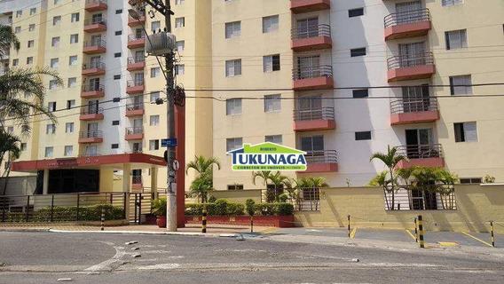 Apartamento Com 2 Dormitórios Para Alugar, 55 M² - Macedo - Guarulhos/sp - Ap1282