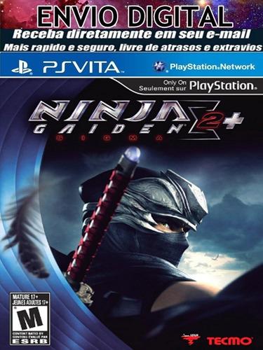 Patch Ninja Gaiden 2+ Sigma Psvita Henkaku