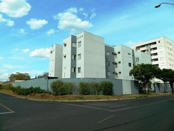 Apartamento Em Parque São Sebastião, Ribeirão Preto/sp De 66m² 3 Quartos À Venda Por R$ 165.000,00 - Ap281925