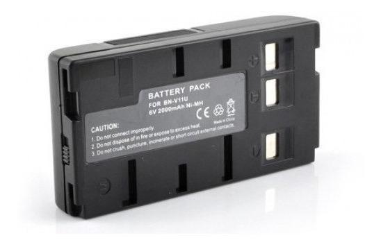 Bateria P/ Filmadora Jvc Bn-v10u Bn-v11u Bn-v12 Bn-v12u