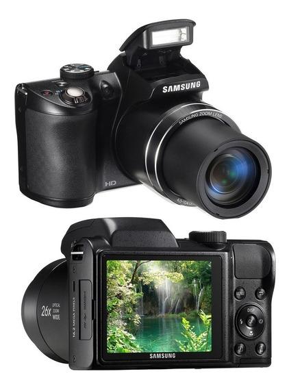 Câmera Samsung Wb100 16.2mp