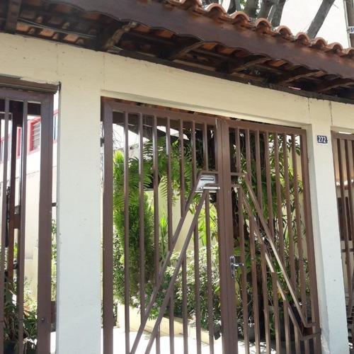 Casa A Venda No Bairro Jardim Pinhal Em Guarulhos - Sp.  - 1528-1