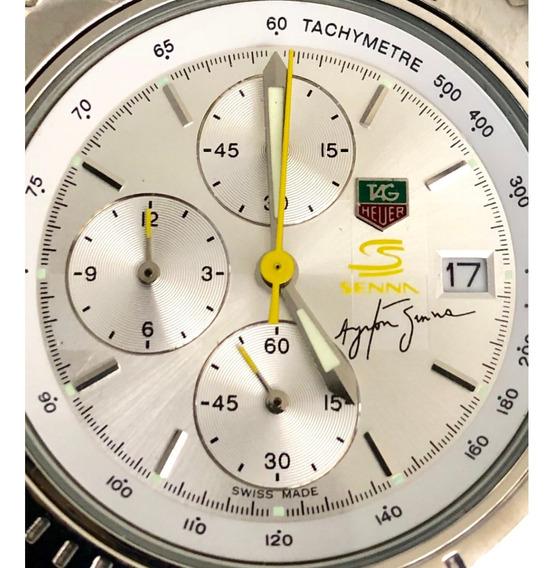 Relógio Modelo Senna - Tag Heuer