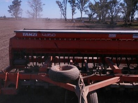 Sembradora Tanzi 4350 24 Líneas Vendo Financio Permuto
