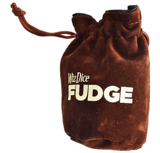 Bolsa Para Dados - Fudge - Wiz Dice