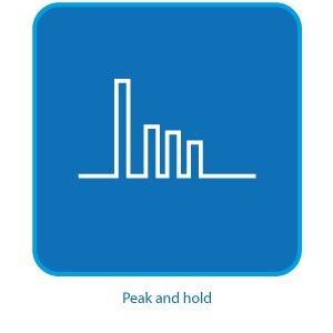 Habilitação Da Função Peak And Hold Para Pr-4