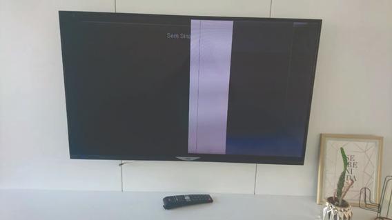 Tv Aoc Led 42 Polegada Com Defeito