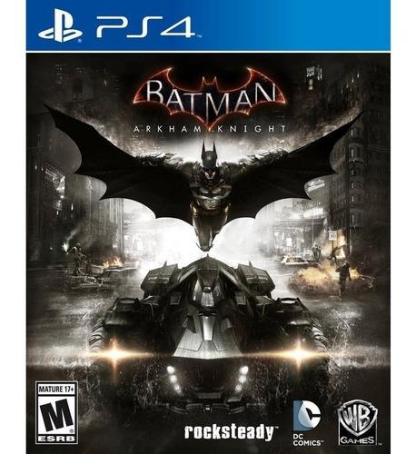 Batman Arkham Knight Ps4 ¡ Totalmente Nuevo Y Sellado!